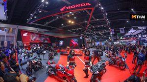 A.P. Honda กวาดยอดจองอันดับหนึ่ง ในงาน บางกอก มอเตอร์โชว์2019