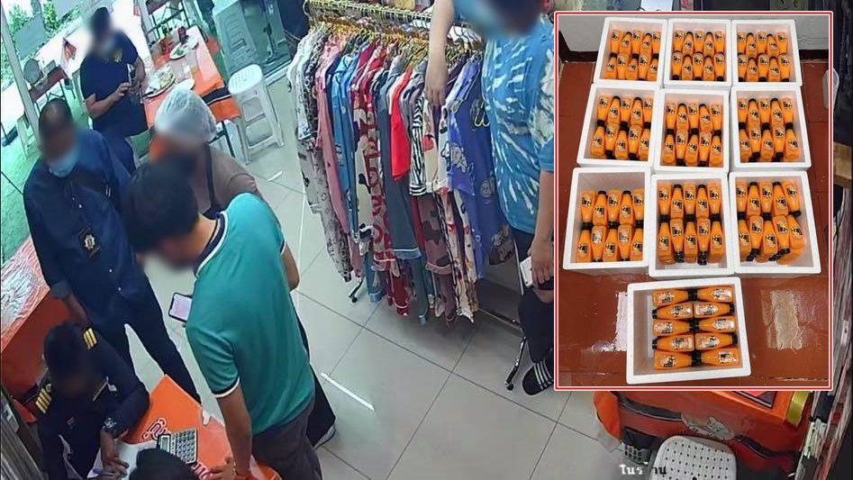 กรมสรรพสามิต เร่งสอบปมดราม่า แม่ค้าถูกล่อซื้อน้ำส้ม 500 ขวด