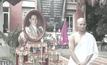เอก สุดเขต – ดร.สมศักดิ์ ชลาชล ร่วมบวชเพื่อพ่อหลวง