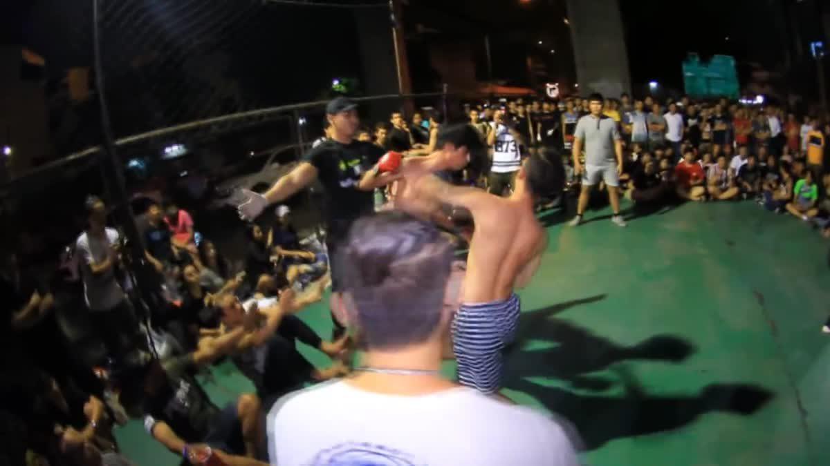 Fight Club Thailand เบฟ x แจ๊ค คู่ที่ 56