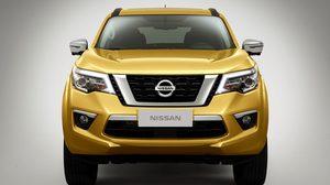 Nissan Terra 2018 เตรียมเปิดตัวที่ประเทศจีน