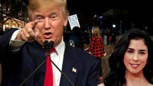 ฮือฮา!! นักแสดงสาวชาวสหรัฐ โพสต์ปลุกระดมชวนคนโค่นอำนาจ โดนัลด์ ทรัมป์