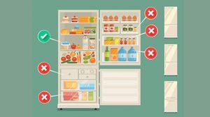 รู้ไหม? การเก็บยาในตู้เย็น ควรเก็บไว้บริเวณไหน ปลอดภัย มากที่สุด