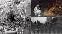 ย้อนไปชมภาพเหตุการณ์ประวัติศาสตร์ หายนะโรงไฟฟ้านิวเคลียร์ Chernobyl ระเบิด ปี 1986