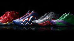 Adidas เปิดตัวรองเท้าบาส Avenger สุดเท่!!