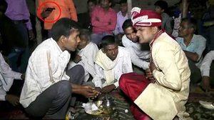 นัดเดียวรู้เรื่อง!! เจ้าบ่าว ชาวอินเดียโดนกระสุนปริศนาปลิดชีพกลางงานแต่งของตัวเอง