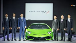 Lamborghini เปิดตัวโชว์รูมและศูนย์บริการครบวงจรใหญ่ที่สุดภูมิภาคเอเชียแปซิฟิก