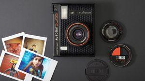 เปิดสั่งจอง Lomo Instant Automat Glass กล้อง Instant เลนส์แก้วมุมกว้างตัวแรกของโลก