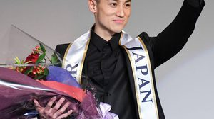 หล่อสะท้านทรวง! หนุ่มล่ำจากเกียวโต คว้ารางวัล มิสเตอร์ เจแปน 2017