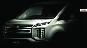 หลุดโบรชัวร์ Mitsubishi Delica บนโลกออนไลน์ ในประเทศญี่ปุ่น