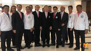 หัวหน้าพรรคพลังชาติไทย เผย 5 โครงการหาเงินเข้าประเทศ