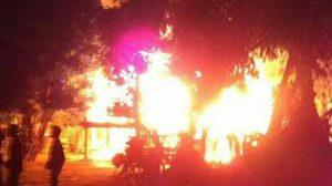 ไฟไหม้บ้านเช่า ชุมชนคลองเปรม คลอกยาย 70 ดับ