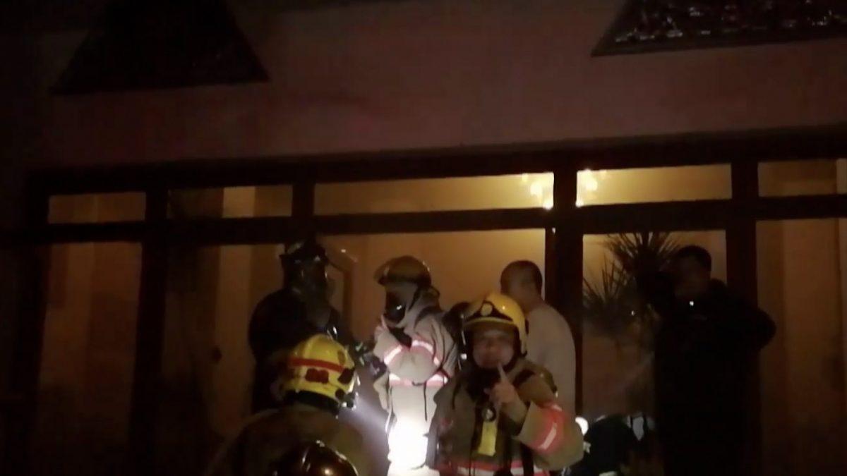 ไฟไหม้โรงแรมดังเชียงใหม่นักท่องเที่ยวนับร้อยหนีตาย