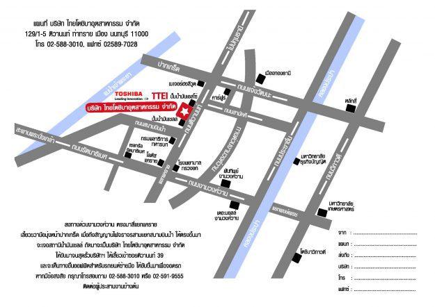 map TTEI