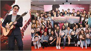 รวมพลคนรัก Harry Styles คึกคัก! อุ่นเครื่องก่อนเจอตัวจริงในคอนเสิร์ตที่เมืองไทย