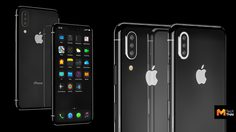 สื่อนอกเผยภาพเรนเดอร์ iPhone 11 ทำงานบน iOS 13 พร้อมฟีเจอร์ DarkMode และกล้องหลัง 3 ตัวแนวตั้ง