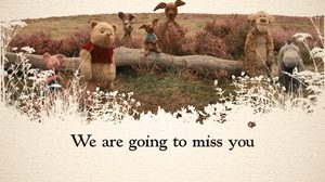 ด่ำด้ำดีดำดีดำดีดำดีดำ ร้องและฮัม Goodbye, Farewell ประกอบหนัง Christopher Robin