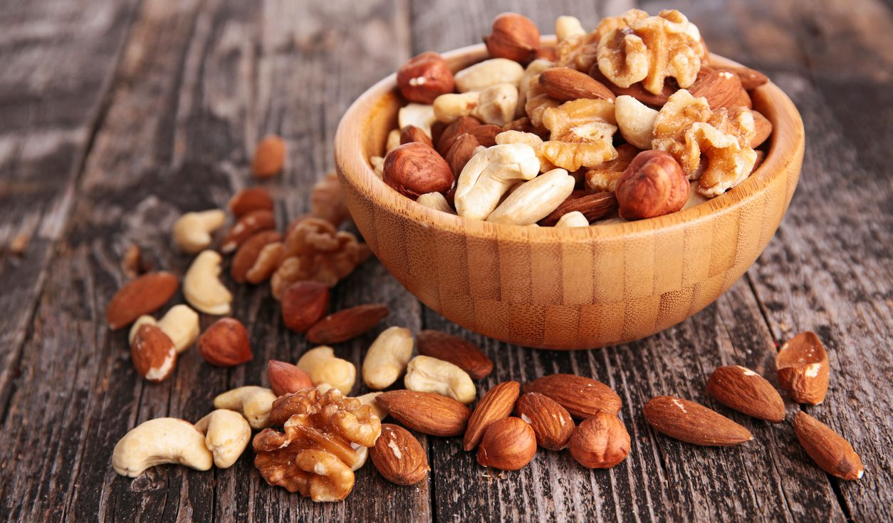 งานวิจัยฮาร์วาร์ดชี้!! การกินถั่ววันละ 1 กำมือ ช่วยลดน้ำหนักได้ผลดี