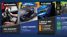 Impact Drift Park มอบคูปองส่วนลดพิเศษสำหรับคนรักรถ ย่านพระราม 4