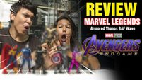 รีวิว REVIEW Marvel Legends Avengers Endgame Armore