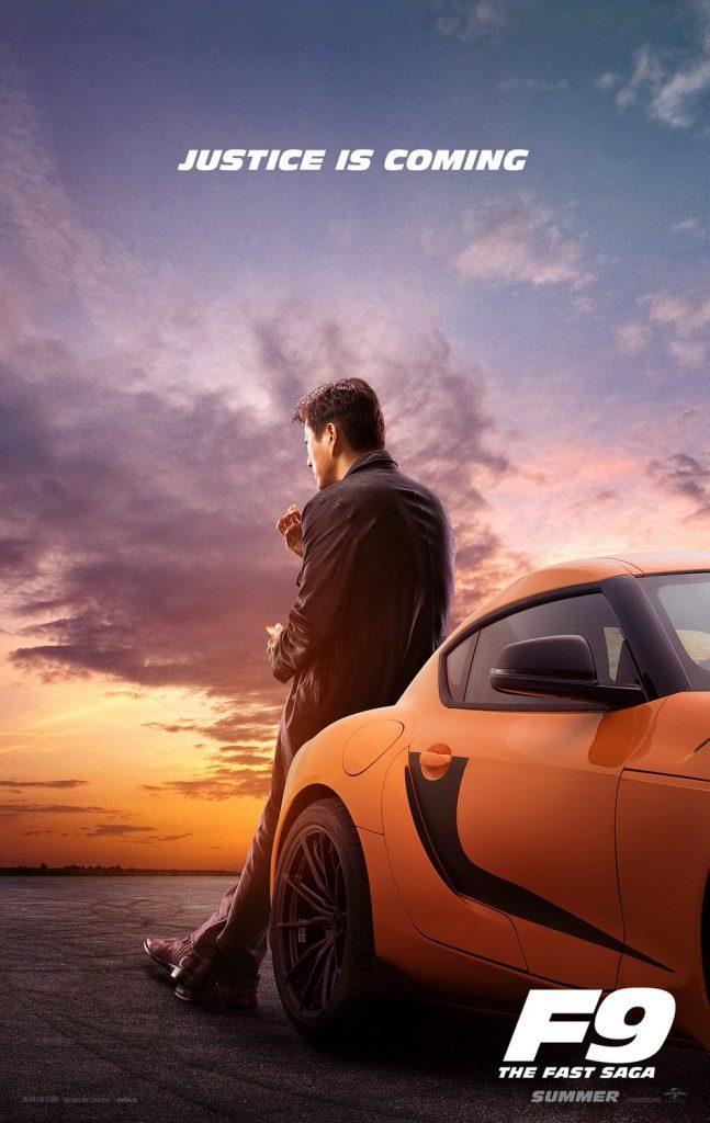 หนัง Fast & Furious 9 เร็ว แรงทะลุนรก 9