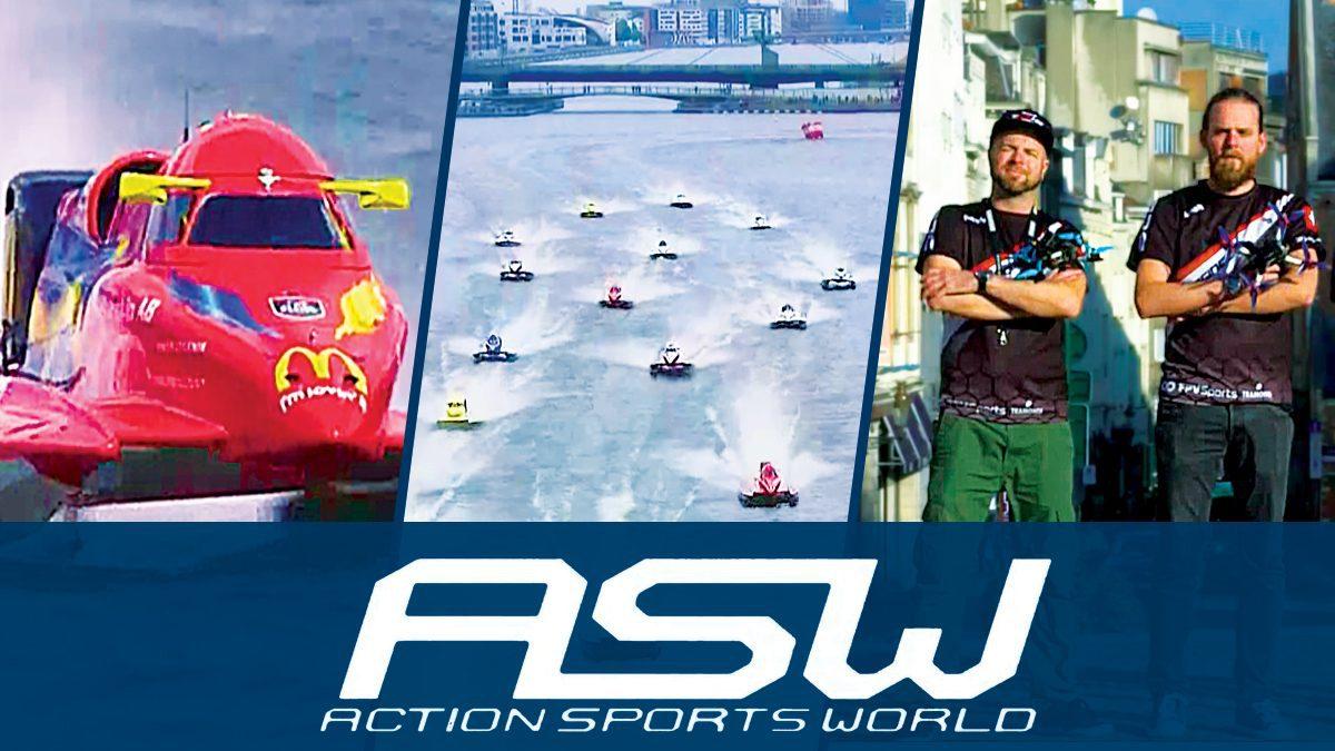 รายการ Action Sports World Season18   EP.28 [FULL]