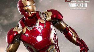 มาจนได้! Iron Man Mark 43 ชุดเกราะใหม่ ใน Avengers: Age of Ultron