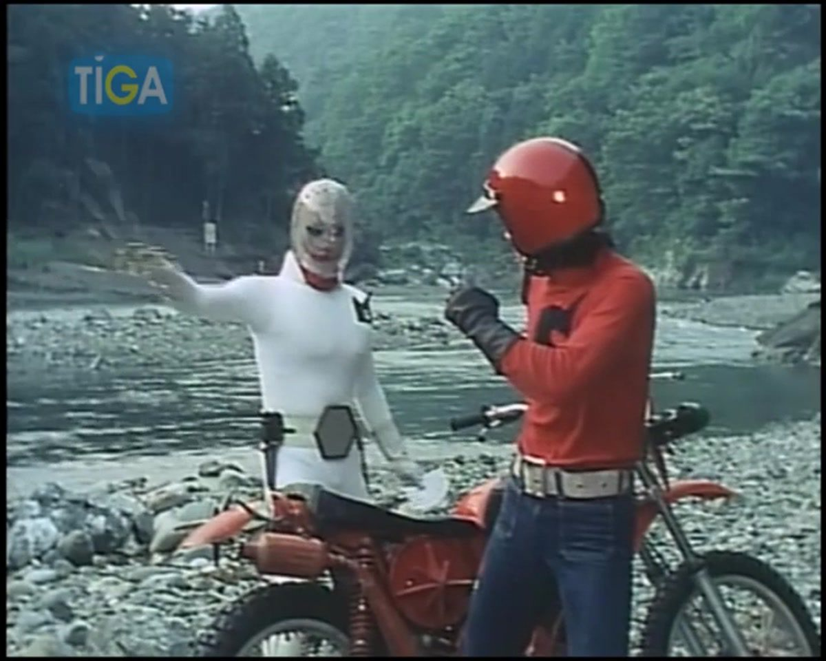 Masked Rider Stronger ตอนที่ 22-1