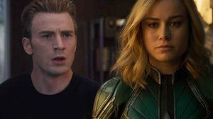 เรื่องย่อล่าสุด หนัง Avengers: Endgame เผย อเวนเจอร์สขอความช่วยเหลือจาก กัปตันมาร์เวล