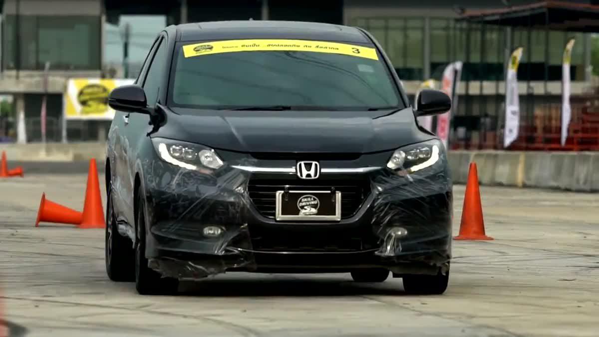 Skill Driving Experience ขับเป็น ขับปลอดภัย กับ สื่อสากล