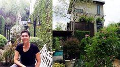 ส่องบ้าน ท็อป ดารณีนุช ตกแต่งแบบเรียบง่ายพร้อมสวนสวยๆสุดร่มรื่น