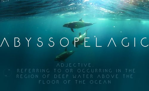 Abyssopelagic - free Personal & Commercial font
