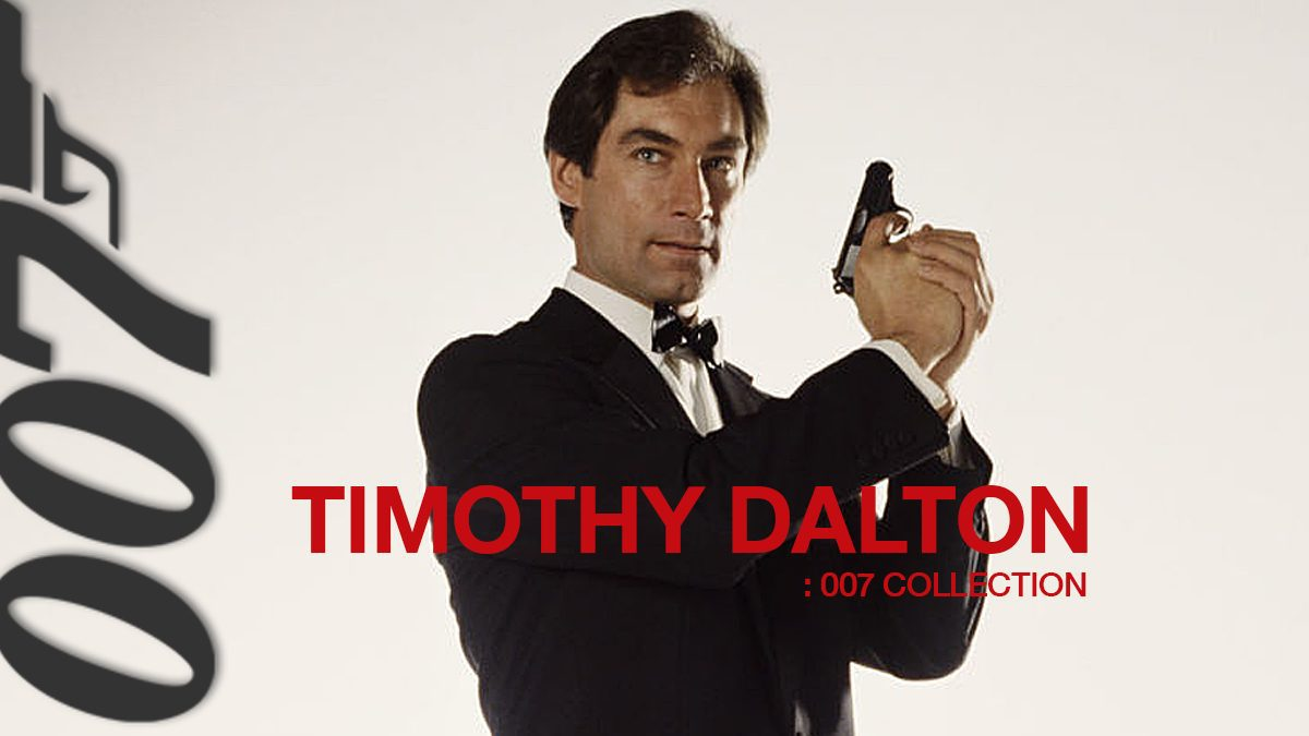 Timothy Dalton : 007 Collection ดูพากย์ไทยที่ MONOMAX