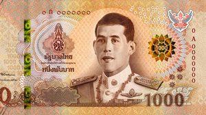ธปท. ออกธนบัตรแบบใหม่ ชนิด 500 และ 1000 บาท เริ่มใช้ 28 ก.ค.นี้