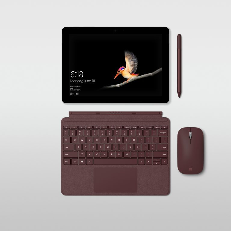 Surface Go โน๊ตบุ๊คกึ่งแท็บเล็ต