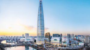 Seoul Sky ตึกระฟ้าที่สูงที่สุดในกรุงโซล แลนด์มาร์คแห่งใหม่ของเกาหลีใต้!