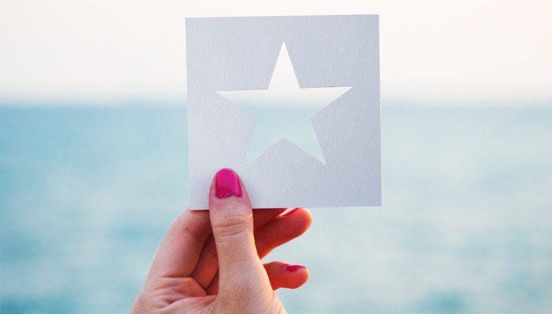 star รูปดาว