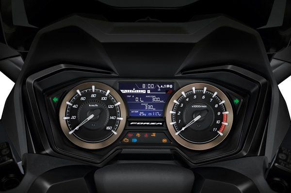 Honda Forza350