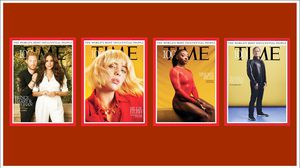 7คนดังบนปกนิตยสารTime ผู้ติดอันดับเป็น 100 บุคคลผู้ทรงอิทธิพลที่สุดในโลก ประจำปี 2021