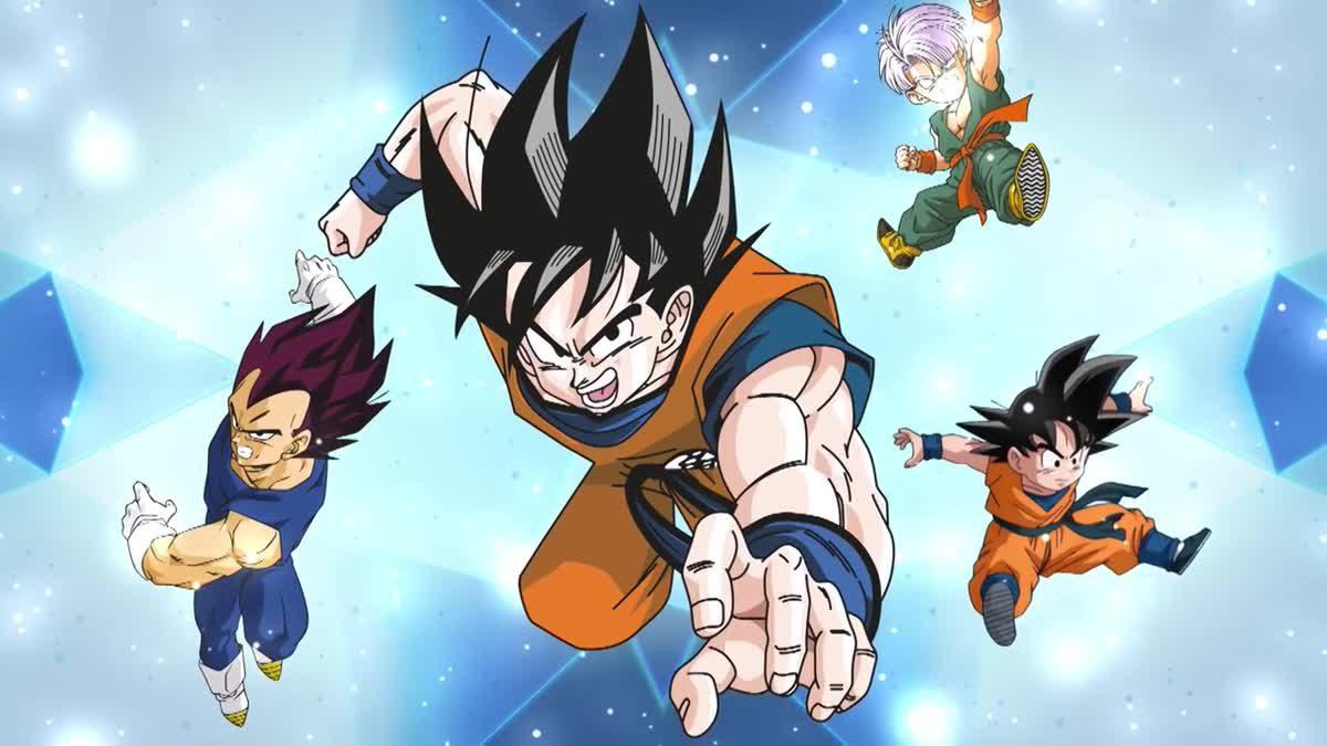 Dragon Ball Super ดราก้อนบอล ซุปเปอร์ การ์ตูนใหม่