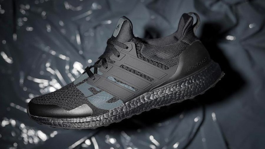 adidas Ultraboost x UNDEFEATED เปิดตัวสีใหม่ล่าสุด Triple Black วางจำหน่ายเร็วๆ นี้