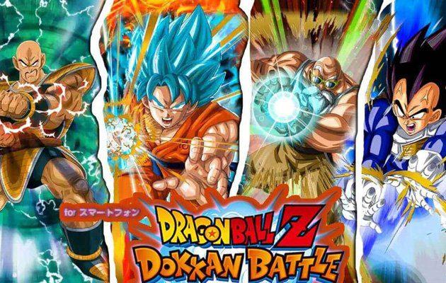 โชว์ท่าไม้ตายใหม่ล่าสุดจาก Dragon Ball Z: Dokkan Battle