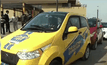 คาราวานรถพลังงานไฟฟ้าในอินเดีย