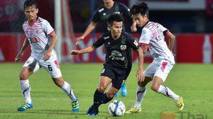 ประมวลภาพ สุพรรณบุรี แซงพลิกชนะ เดอะบิ๊กแบง 2 – 1