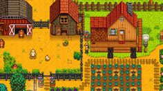 Stardew Valley เกมส์ปลูกผักตัวใหม่ บันดาลใจ Harvest Moon