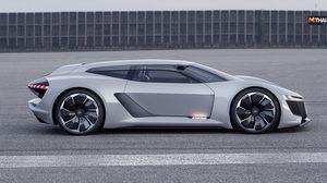 Audi PB18 E-Tron รถต้นแบบซุเปอร์คาร์พลังงานใหม่ เผยโฉมที่สหรัฐอเมริกา