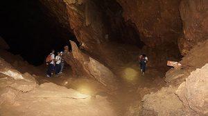 เปิดภาพ ถ้ำหลวงขุนน้ำนางนอน เมื่อสองปีที่แล้ว