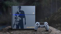 อยากได้มาก! Sony ส่ง PS4 สีฟ้าคราม ลายเกมส์ Uncharted 4