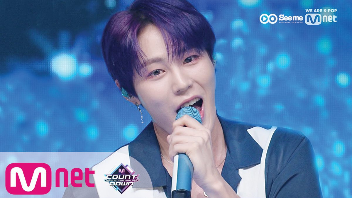 [HA SUNG WOON - Bluemaze] Comeback Stage | M COUNTDOWN 190711 EP.627