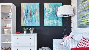วิธีแต่งห้อง ต่างๆ ในบ้านอย่างยืดหยุ่นปรับเปลี่ยนง่ายไม่ต้องทาสี
